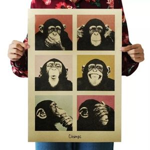 Vintage  / Retro Style Cool Poster Man Cave
